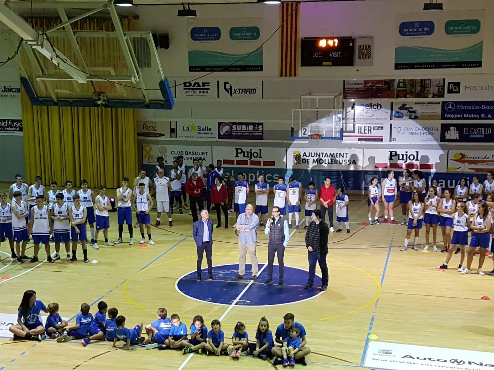 presentació basquet