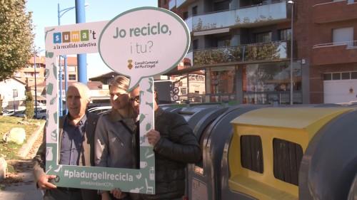 Presentació de la campanya a Mollerussa.
