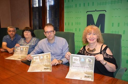 Presentació de la I Recreació Medieval Embruixada. FOTO: Ajuntament de Mollerussa.