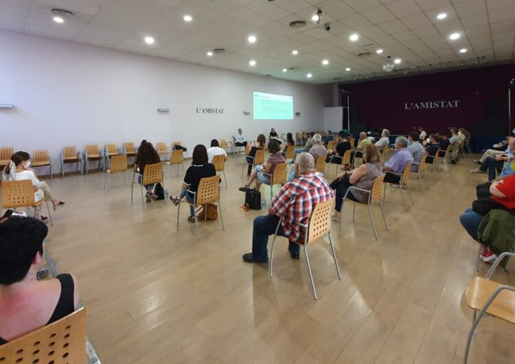 L'Ajuntament de Mollerussa reuneix el món cultural i esportiu en una nova taula de treball