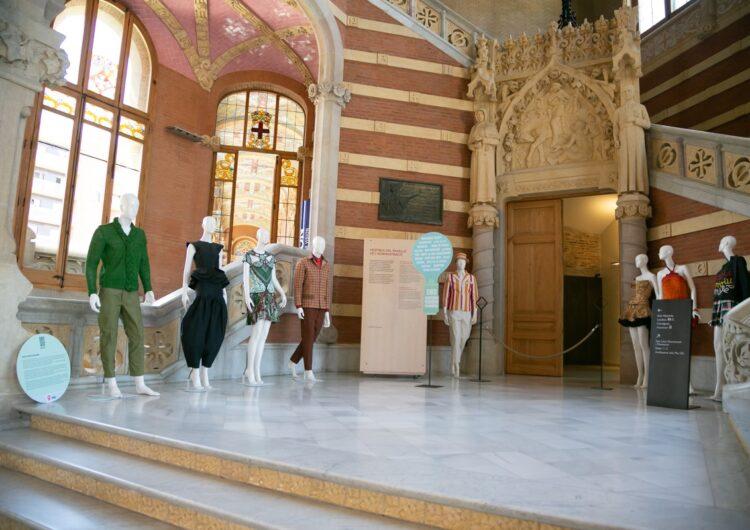 Els vestits de paper de Mollerussa llueixen a la 080 Barcelona Fashion