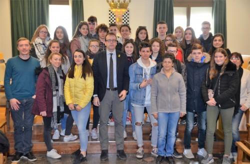 visita estudiants francesos
