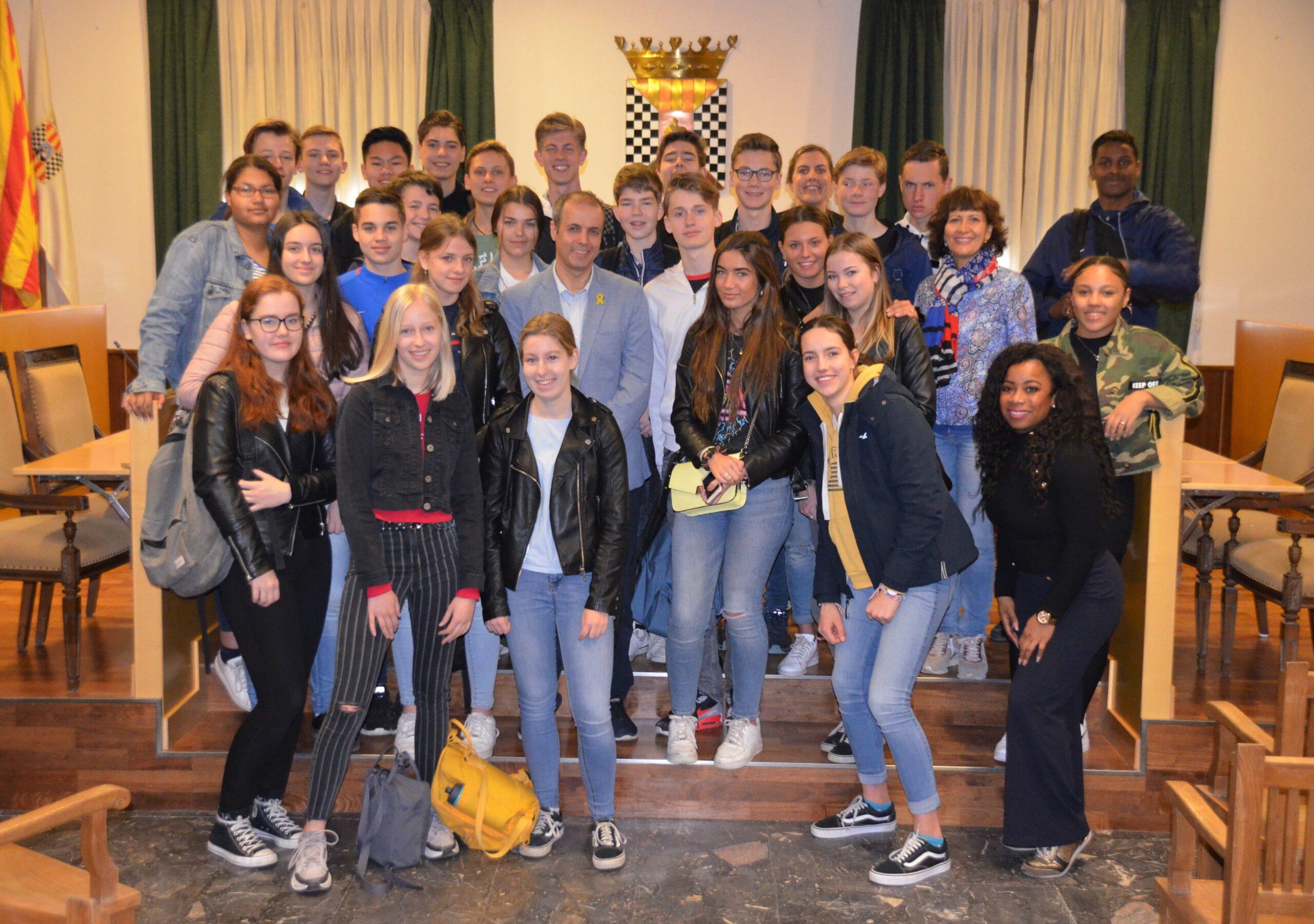 visita holandesos serra