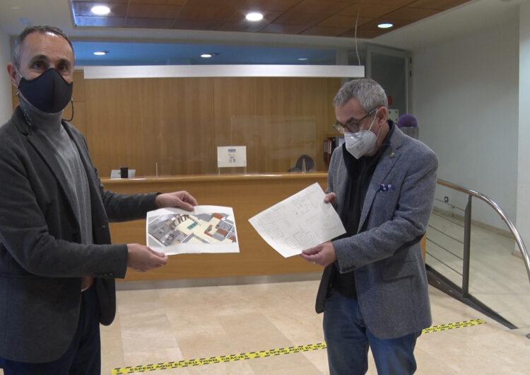 El Consell Comarcal centralitzarà l'atenció al ciutadà a la planta baixa del l'edifici