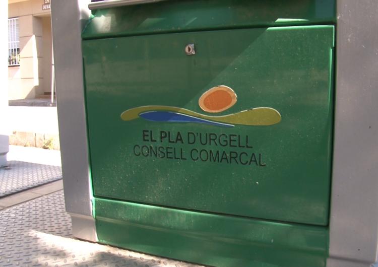El Pla d'Urgell prepara una campanya de sensibilització en matèria de reciclatge