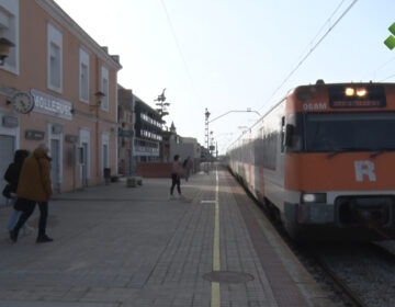 El Consell sol·licita freqüències per connectar l'R12 amb els trens d'alta velocitat de primera hora del matí
