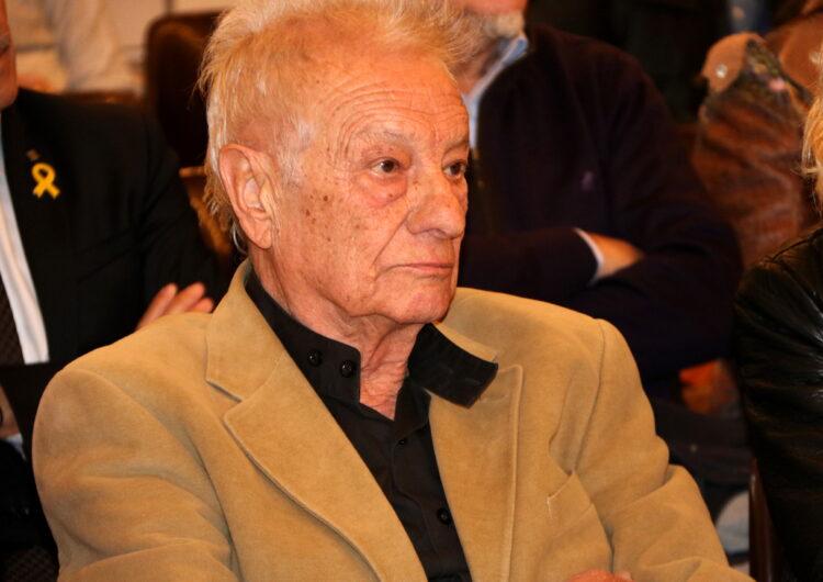 Artur Blasco, músic, investigador i divulgador del folklore català