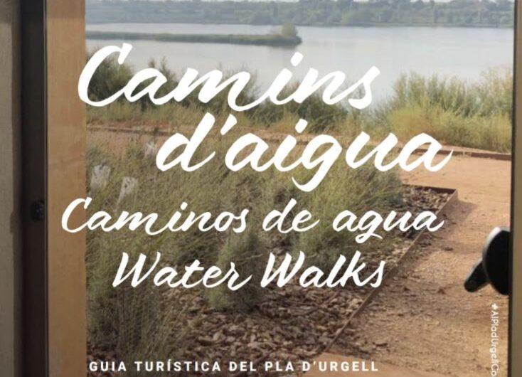 El Consell del Pla d'Urgell edita la seva primera guia de turisme en anglès, català i castellà