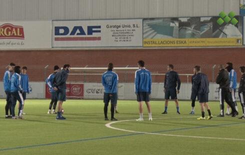 El CFJ Mollerussa vol allargar el seu moment dolç a la lliga