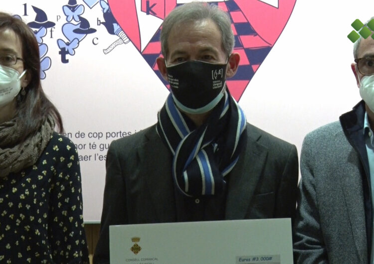 El llibre dels somnis de Josep Ballester Roca guanya el 23è Premi de Poesia Maria Mercè Marçal
