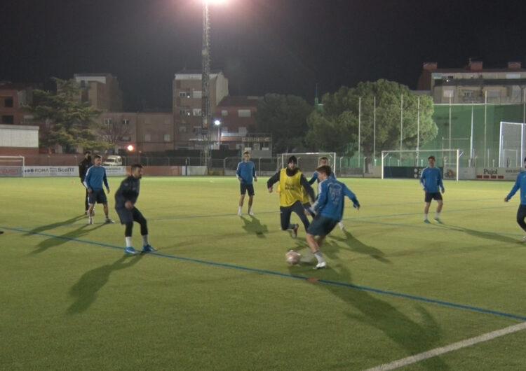 El CFJ Mollerussa rep el Can Vidalet amb ganes de reivindicar-se