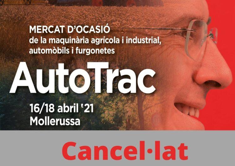 Fira de Mollerussa cancel·la l'Autotrac davant el retorn del confinament comarcal