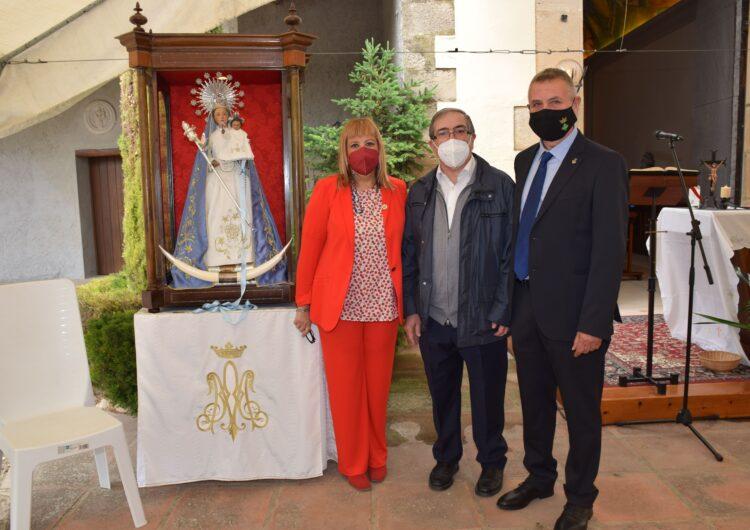 Vila-sana torna a celebrar presencialment la commemoració a la Mare de Déu de la Cabeza