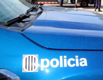 Detingut un menor d'edat per onze furts a Mollerussa