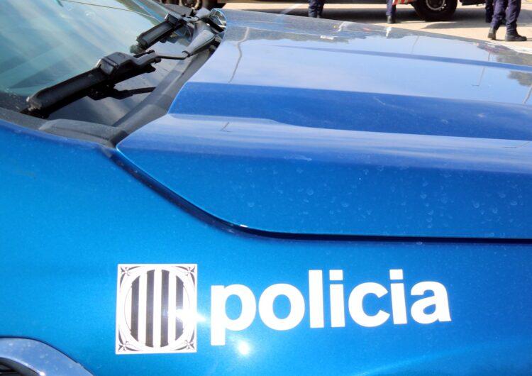 Els Mossos d'Esquadra detenen un veí de Miralcamp per quatre delictes contra la seguretat viària
