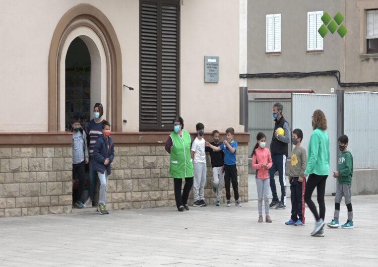 Famílies i ajuntament del Poal exigeixen al Govern construir la nova escola l'any 2022