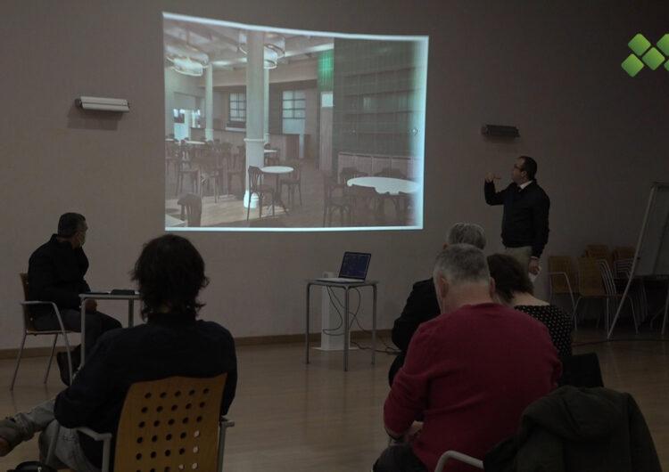 La històrica cafeteria de l'Amistat de Mollerussa oferirà servei de restauració en un espai de 400 m2