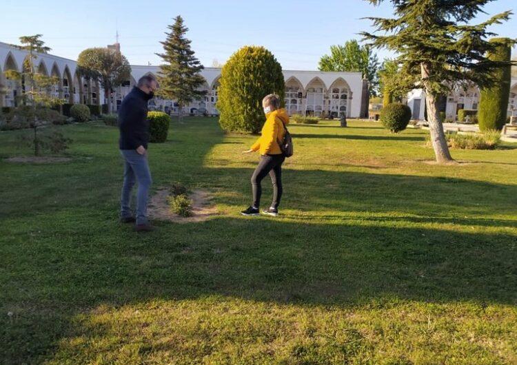 Mollerussa habilitarà un espai memorial al cementiri dedicat al dol perinatal que estrenarà a l'octubre
