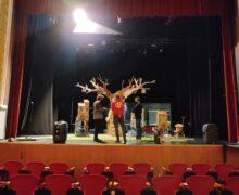 El Teatre l'Amistat, residència artística del nou espectacle que la companyia Zum-Zum estrena al maig