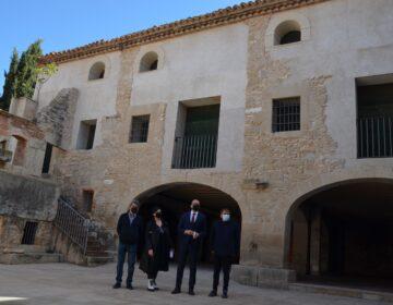El pati de Cal Jaques de Mollerussa s'obre al públic per Sant Jordi