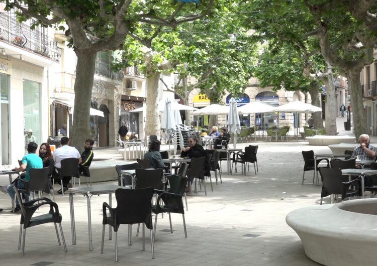 El Ple de Mollerussa debatrà dijous l'ordenança adreçada a les terrasses de bars i restaurants