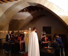 Barbens organitza un 'escape room' per donar a conèixer el castell templer del municipi
