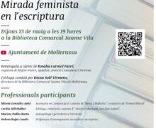 El cicle 'Amb veu de dona' de Mollerussa arriba a la biblioteca amb la literatura de protagonista