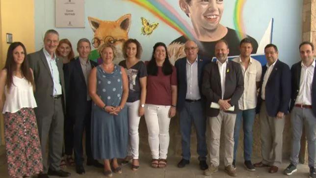 El Govern aprova destinar 2 milions d'euros per a l'ampliació de l'Escola Marinada de Vilanova de Bellpuig