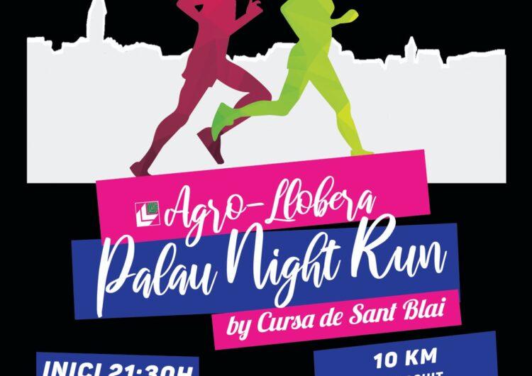 L'Agro-Llobera Palau Night Run serà la primera cursa presencial de la Lliga Ponent Híbrida