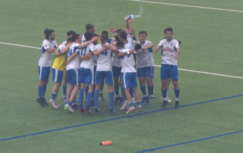 El CFJ Mollerussa guanya i és equip de 'play-off'