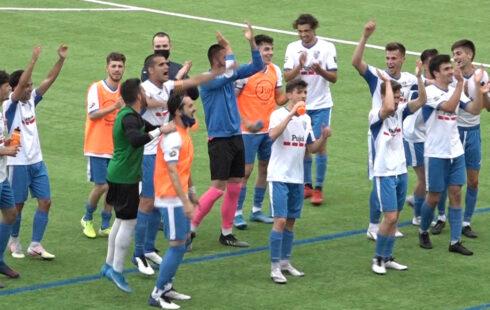 Excel·lent victòria del Mollerussa contra l'Atlètic Sant Just (4-1)