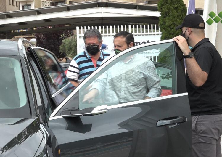 El 40è Saló de l'Automòbil de Mollerussa ven 172 cotxes per 5 milions d'euros