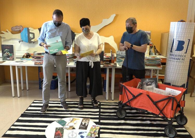 La Biblioteca Comarcal Jaume Vila comença a celebrar el seu 25è aniversari