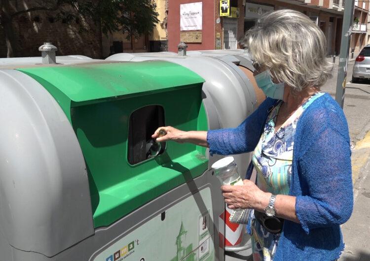 Mollerussa genera 7.908 tones de residus el 2020, un 7% més que al 2019