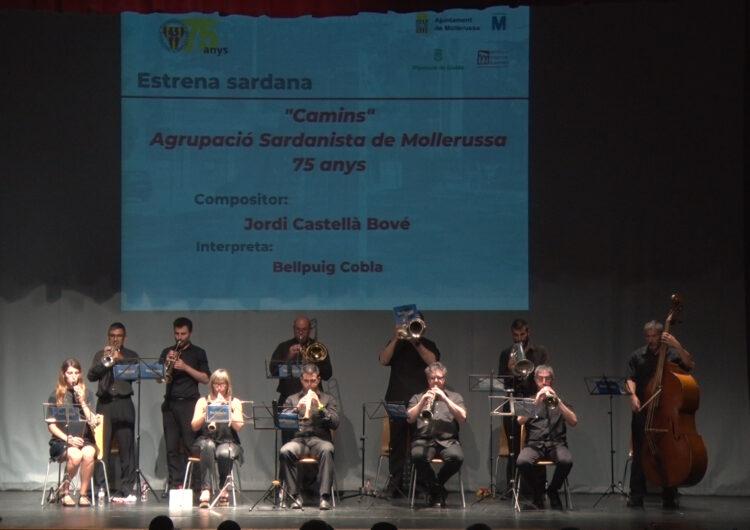 L'Agrupació Sardanista de Mollerussa celebra el 75è aniversari
