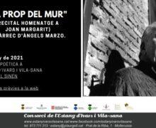 Vesprada poètica a l'Estany d'Ivars i Vila-sana el pròxim 19 de juny