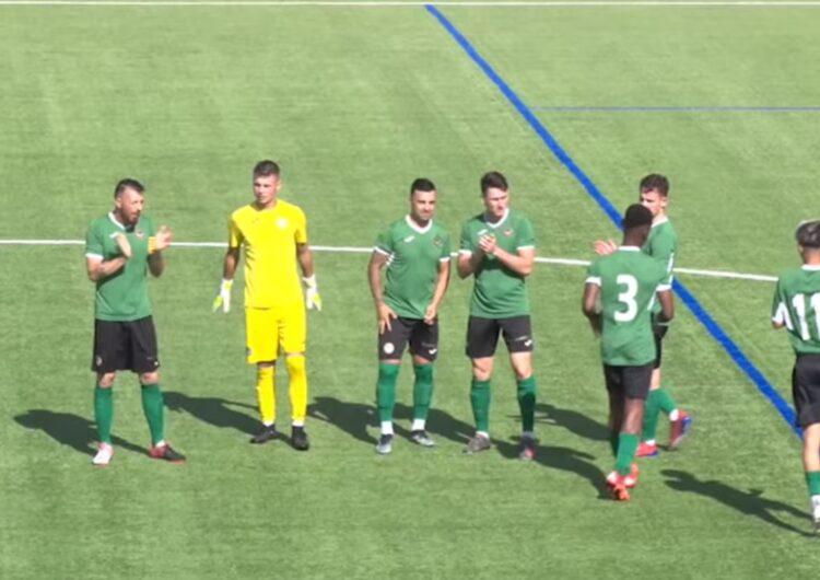 Play-off d'ascens a Tercera RFEF: Mollerussa 0-0 Ascó