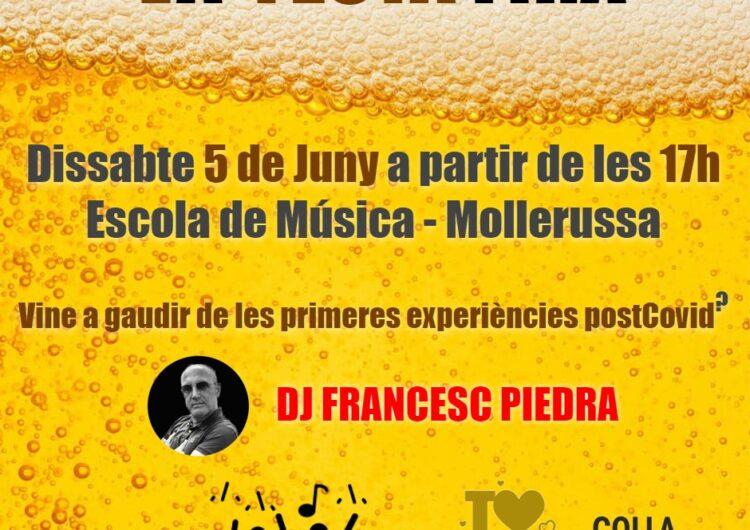 """La Colla dels 70 de Mollerussa dinamitza Sant Josep amb la """"1a Festa Fira"""""""