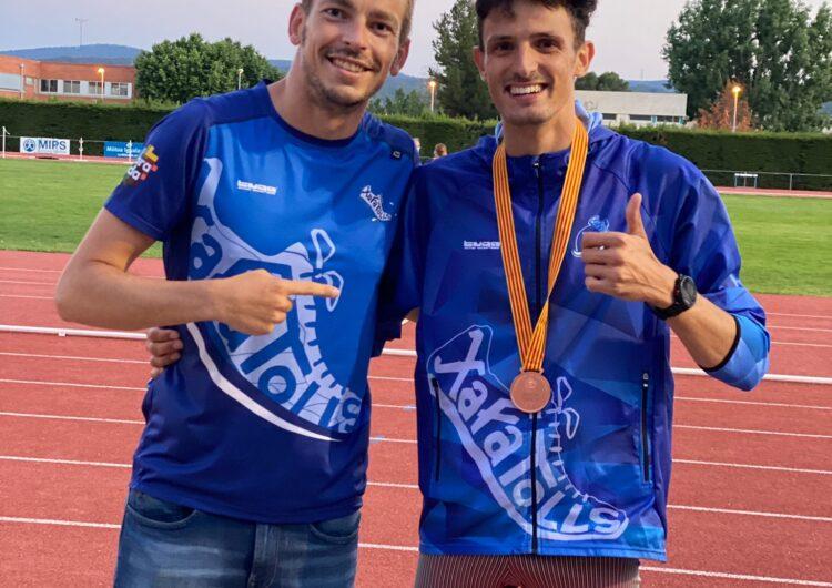 Bronze per Xavi Badia dels Xafatolls al Campionat de Catalunya Absolut