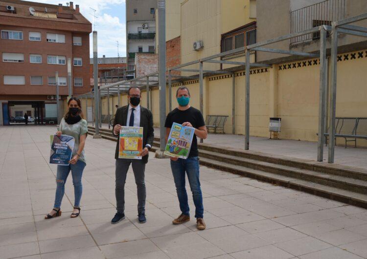 Mollerussa busca joves que vulguin millorar la plaça de La Forestal d'Urgell