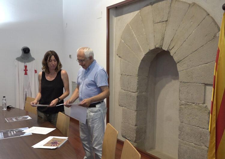Barbens acollirà les XII Jornades d'Estudis del Pla d'Urgell el 9 d'octubre