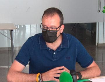 L'alcalde de Mollerussa, Marc Solsona, no vol el toc de queda al municipi