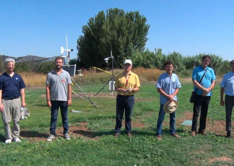 El Pla d'Urgell és protagonista d'un estudi mundial sobre predicció metereològica