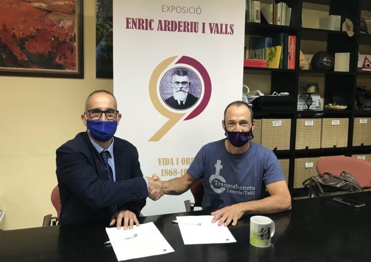 Conveni del Col·legi Oficial de Psicologia de Catalunya a Lleida i l'Ajuntament de Linyola per atendre els efectes de la Covid-19