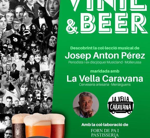 Pla Sonor convoca un nou Vinil&Beer al Palau d'Anglesola