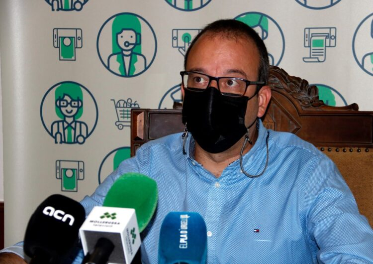 Crida a la vacunació de persones entre 30 i 50 anys a Mollerussa pels baixos índex de dosis injectades