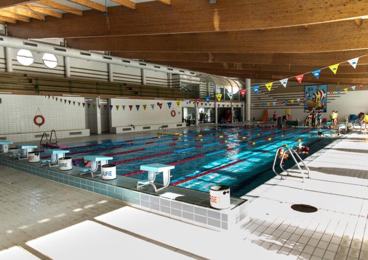 Quatre empreses opten a les obres per adequar la piscina coberta de Mollerussa