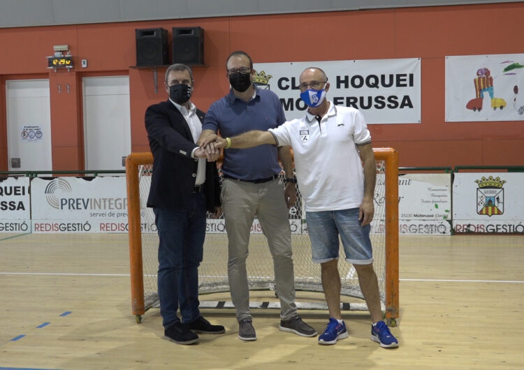 Uneixen forces per coronar el Lleida Llista Blava com a campió de la Continental Cup d'hoquei patins