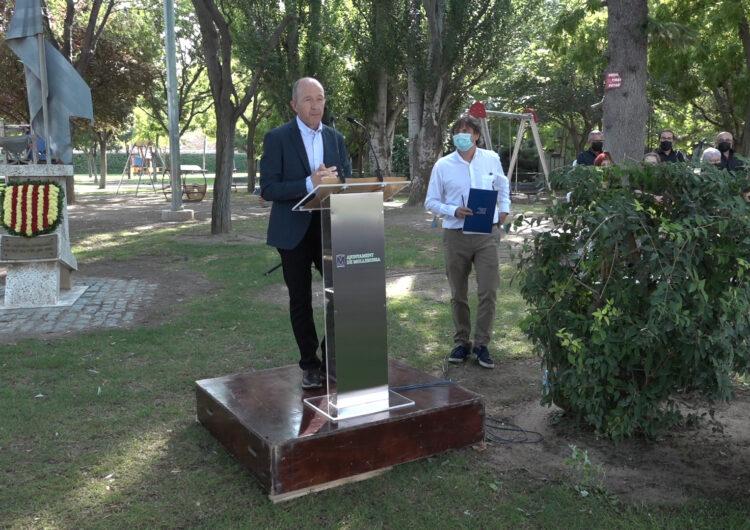 Miquel Bresolí desitja que la Diada sigui un punt d'inflexió per donar embranzida al camí que ha marcat el poble