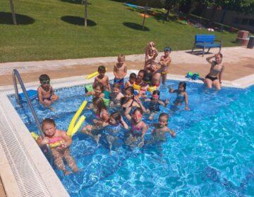 Uns 250 infants han gaudit dels casals esportius del Pla d'Urgell